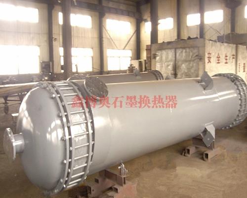 江苏专业石墨列管式冷凝器厂家
