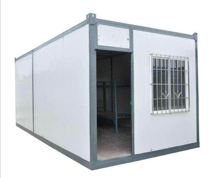 景區住人集裝箱簡易房哪家好-南京正品移動房