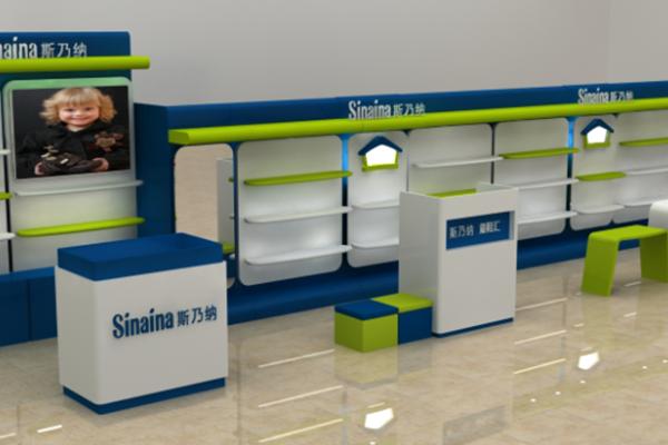 內蒙古定制商品展柜公司-哈爾濱眾金展柜