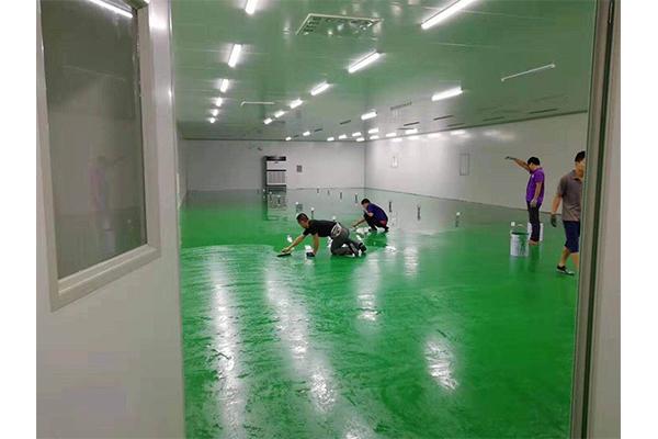 靖江停車庫防靜電地坪哪家質量好-無錫華伊源建設