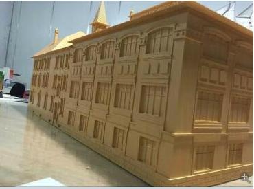 鹽城房屋戶型模型制作多少錢-南京山之峰模型