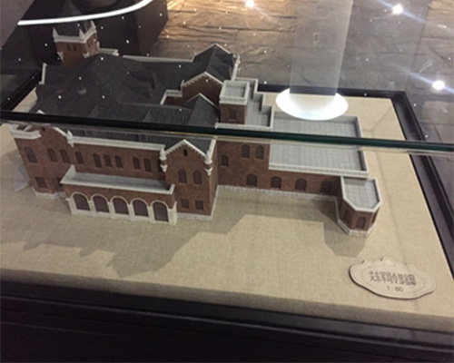 沈陽專業機械沙盤地址-銘科模型設計