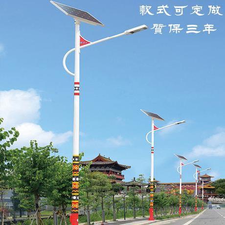 嘉興優質交通信號桿-建輝太陽能