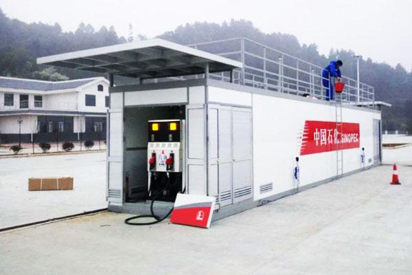 河南SS雙層油罐安裝-濟寧魯晟源環保科技