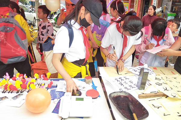 云南學生喜歡的機器人輔導-尚博教育
