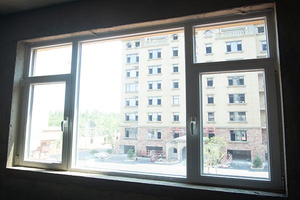 遼寧防火玻璃窗多少錢-冠銘裝飾