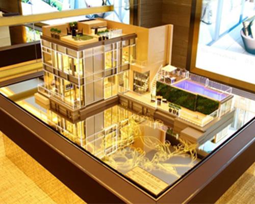 哈尔滨建筑效果图电话-铭科模型设计