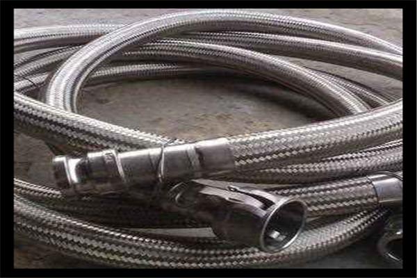 辽宁优质高温高压金属软管图片