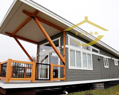 葫芦岛大型木别墅哪家好-吉东木结构建筑别墅的茅威涛图片