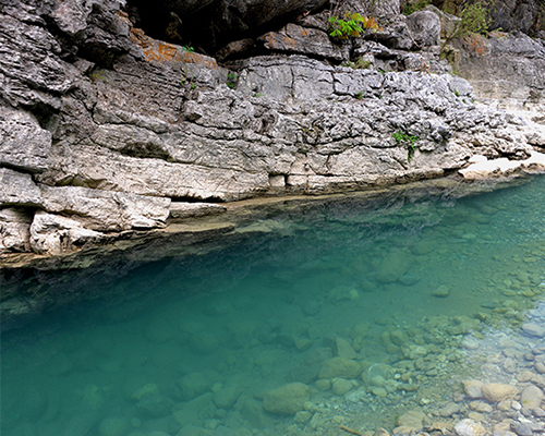 重慶驚險古龍峽漂流評價-水銀河大峽谷漂流