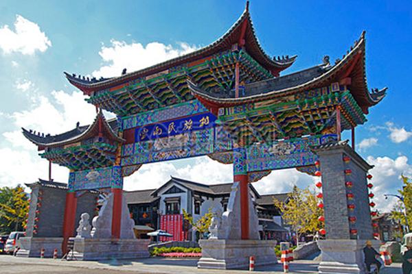 云南夏季西雙版納旅游季節線路-昆明康輝旅行社