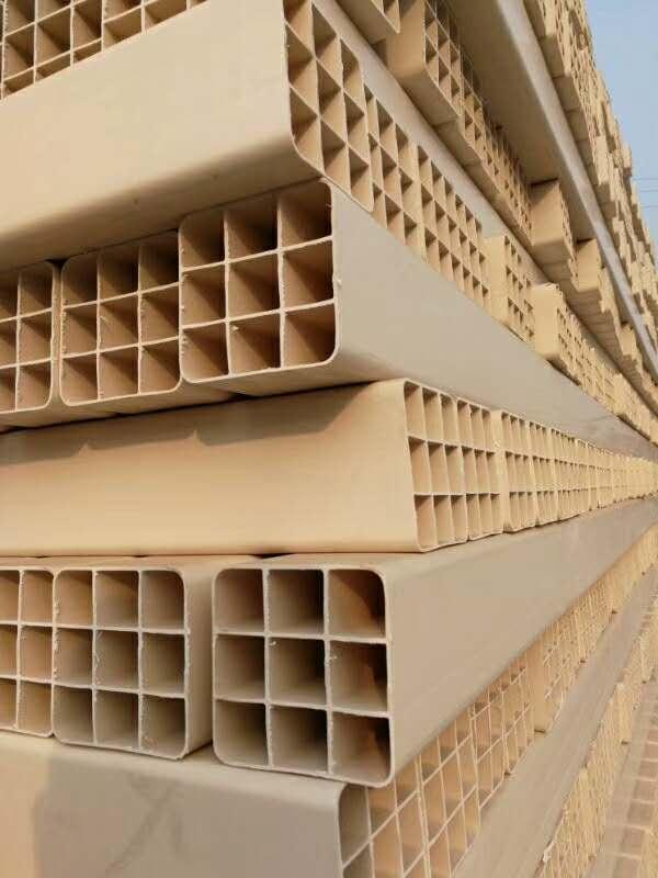 萊蕪大口徑雙壁波紋管技術過關-騰達塑業