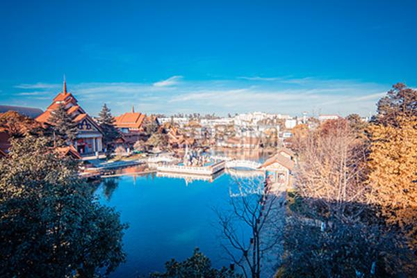 香格里拉定制去西雙版納旅游必看景點景區-昆明康輝旅行社