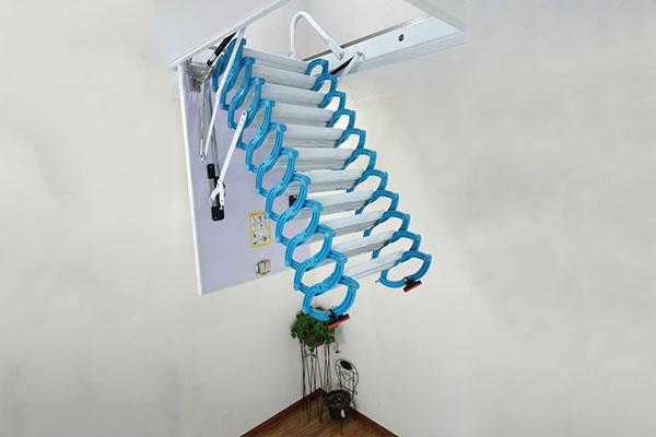 吉林质量可靠的多功能折叠梯-安泰伸缩楼梯