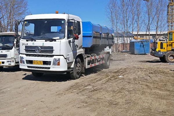 江北專業的渣土清運公司-哈爾濱暢安保潔