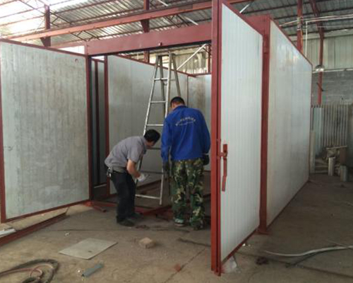 南京本地天然气热风炉报价-华博机械