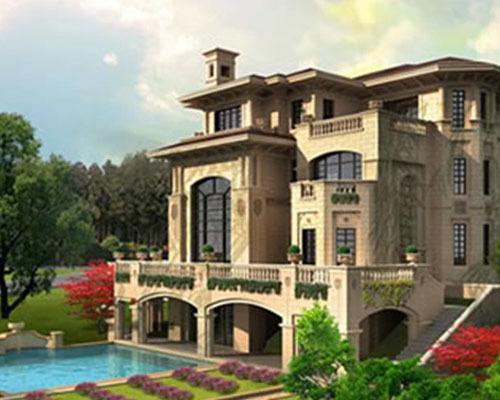 贵州一层轻钢别墅加盟个盖想别墅图片