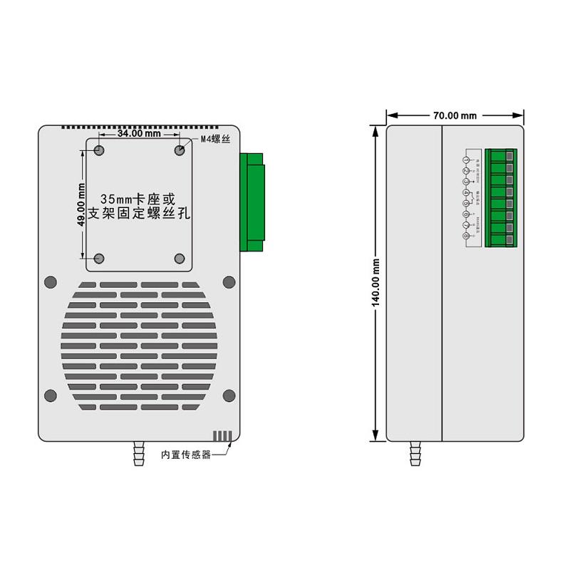西安集成电力系统箱柜防潮装置生产-聚信隆诚[除湿器]