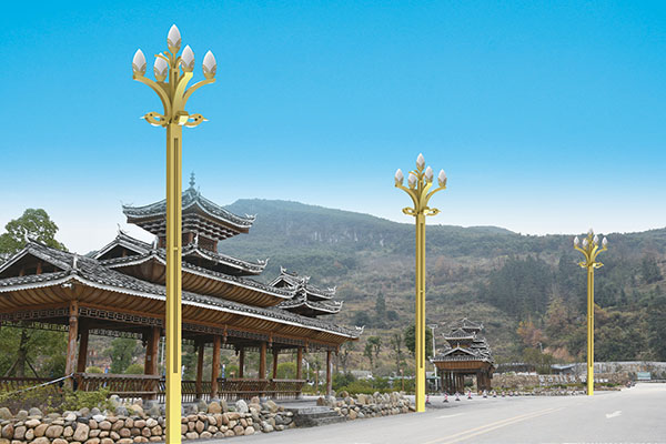 中山中式景觀亮化照明哪家好-燕宇照明