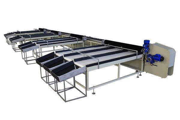 更能提升果品品质,增强果品市场竞争力,是农产品分级制度的机器设备.
