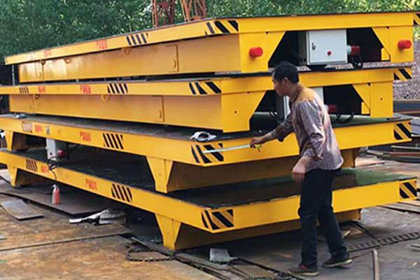 东营流动轻型起重生产厂家-金旭起重机聚合铝图片
