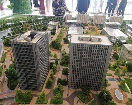 涿州汇成创享城位于北京城区50公里