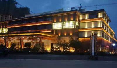 丹東高品質城市亮化公司
