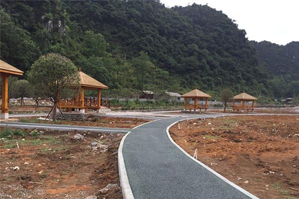 华安坪水风景区