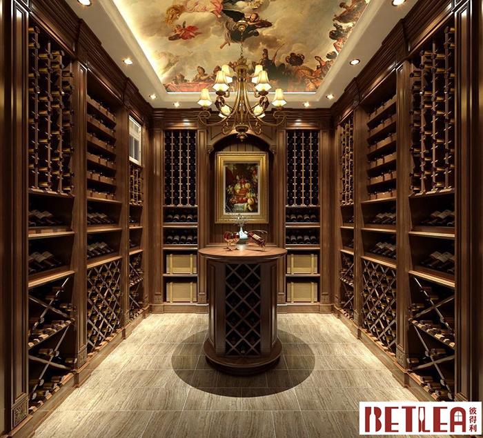大连定制红酒酒窖工程设计
