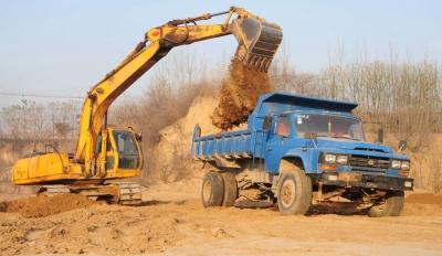 石家莊輪式挖掘機中心