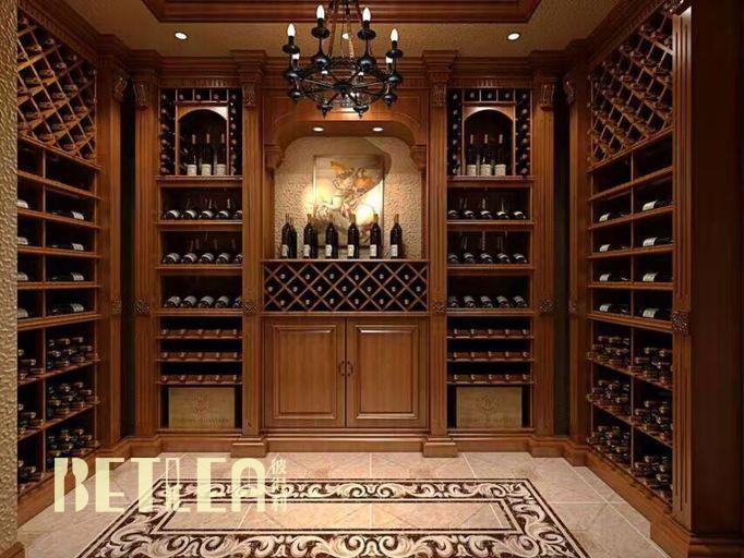 青岛定制葡萄酒酒窖工程设计