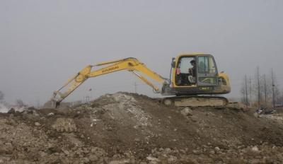 威海小型挖掘機學校