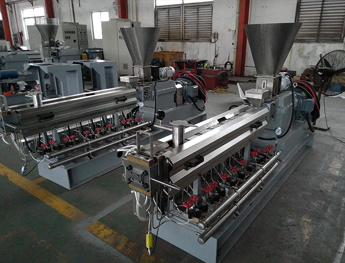 陕西专业黑色母粒造粒机生产厂家