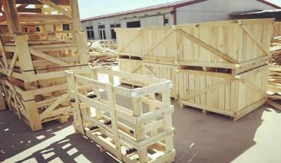 城陽棘洪灘回收出口木托盤生產廠家