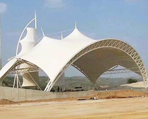 萍乡订制膜结构雨棚多少钱