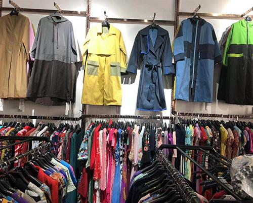 涪陵女装服饰尾货批发市场
