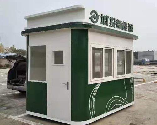 张掖站台岗亭联系方式