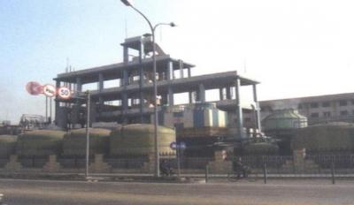 河北42天然氣管道設計