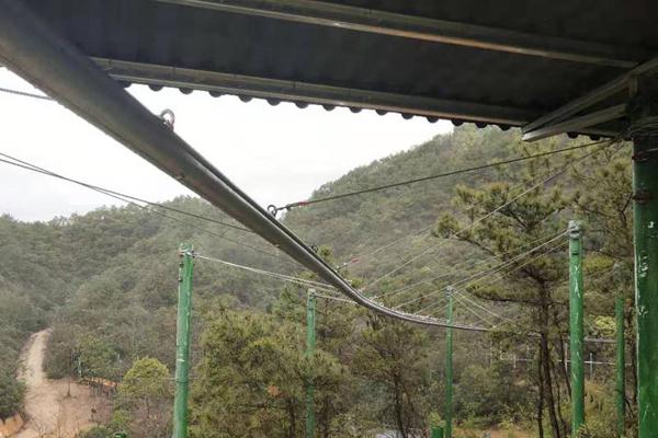 黑龙江景观机械化滑道工程