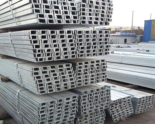江西供应12号镀锌槽钢价格