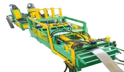 莱芜波纹油箱生产线性能