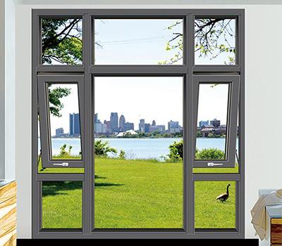 长春平开窗铝型材定制