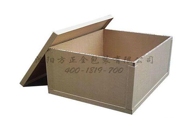 沈阳进口美卡包装纸箱定做
