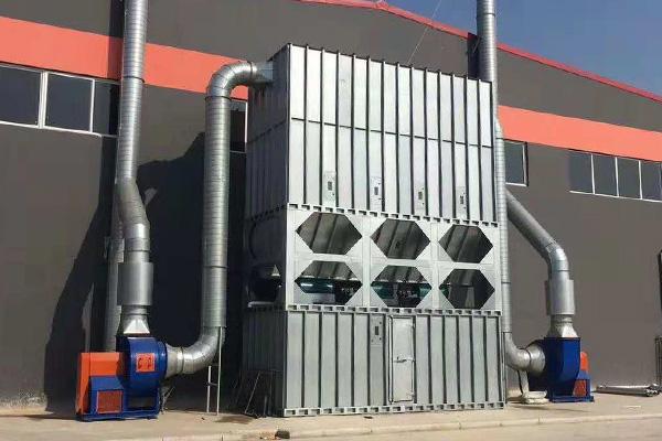 郑州各式活性炭废气处理厂家