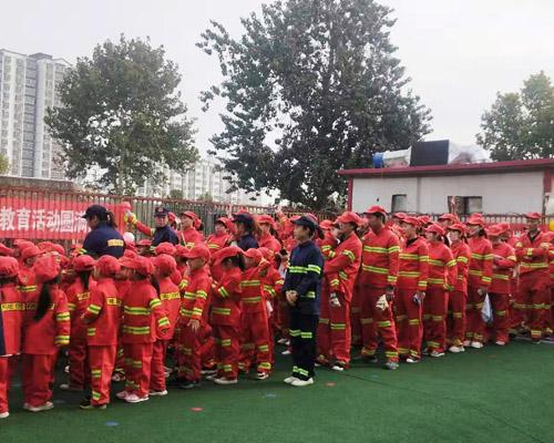 禹州幼儿园拓展培训流程