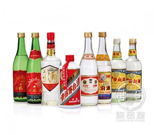 江西名酒收藏价格