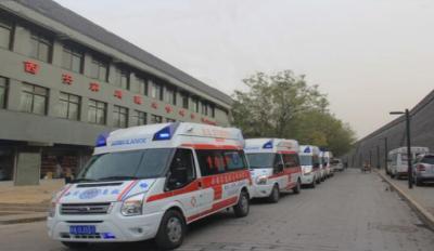 贵州医用救护车收费标准
