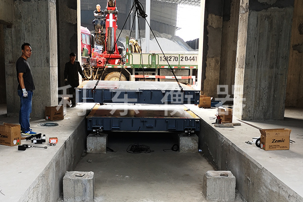 南平30吨电子地磅维修