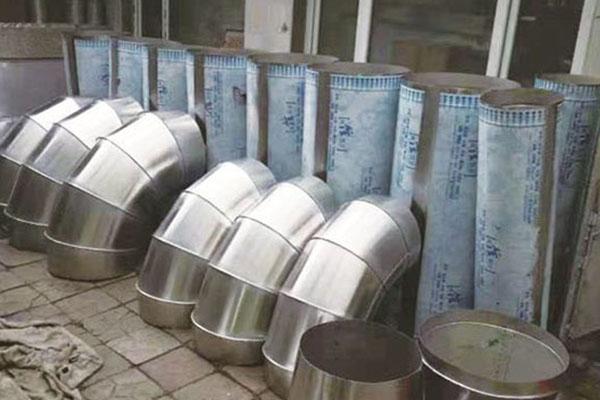 延吉管道排烟风机安装