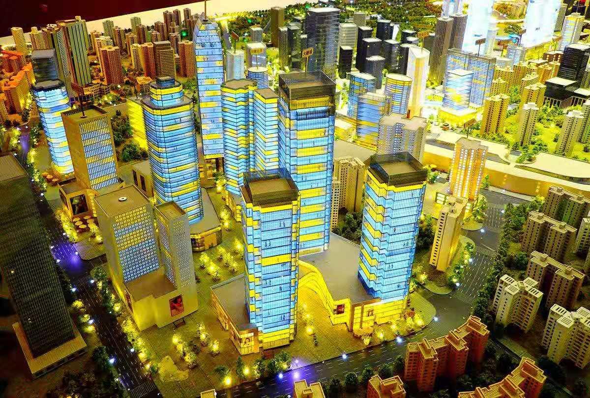 兰州多媒体沙盘模型制作 -甘肃联创印象模型艺术设计有限公司